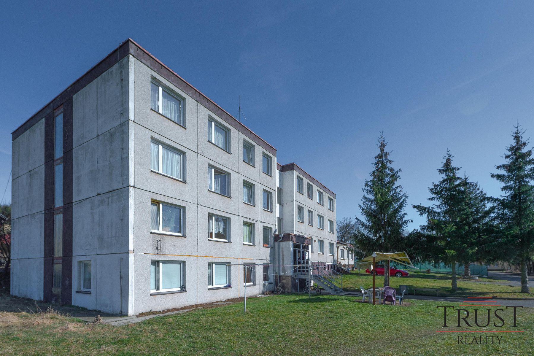 Investiční projekt - ubytovna na Plzeňsku.