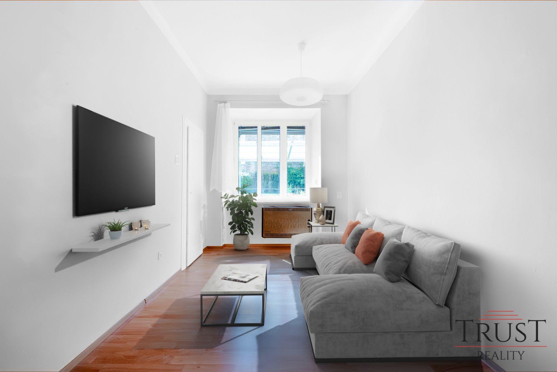 Prodej, Byt 3+kk, 44 m2, Praha 4