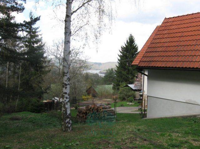 Prodej pozemku v Měříně u Slapské přehrady