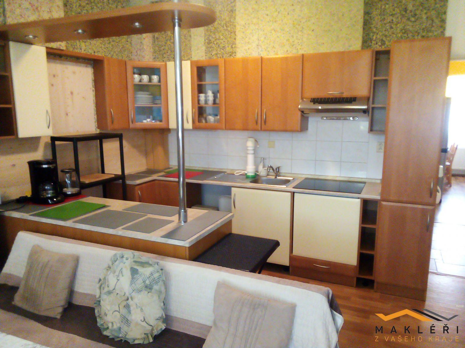 Prodej družstevního bytu 3+kk s terasou v Jihlavě