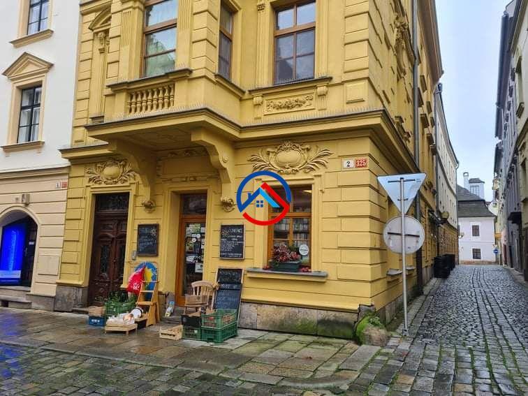 Pronájem obchodních prostor v Šumperku o výměře 30 m2