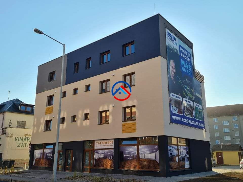 Pronájem komerčního prostoru v Šumperku