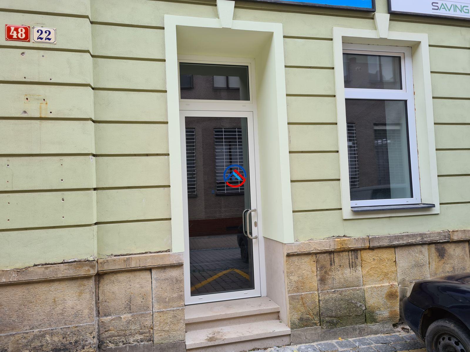 Pronájem obchodního prostoru v centru města Šumperka