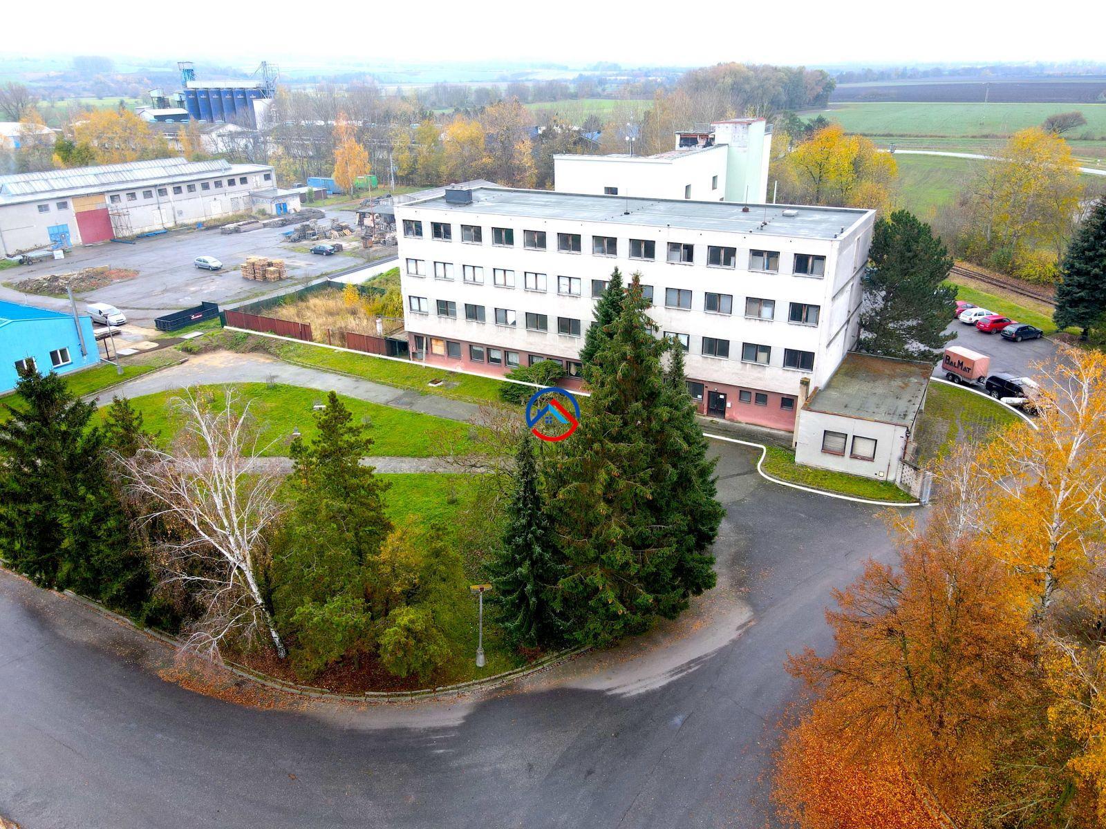 Prodej administrativního objektu, Kojetín