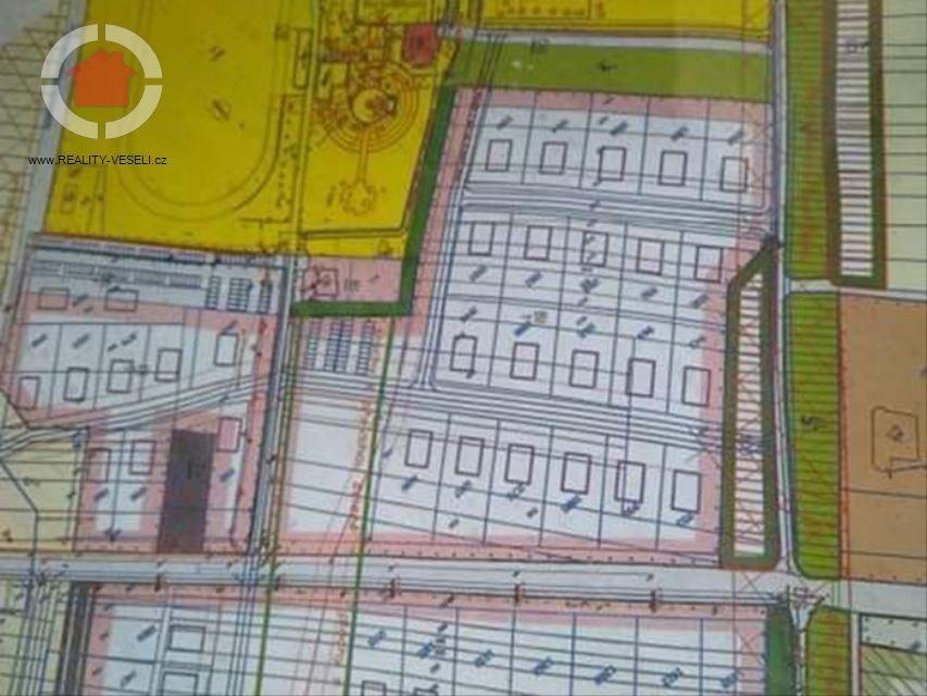 Prodej pozemku v Moravském Písku, 4296 m2