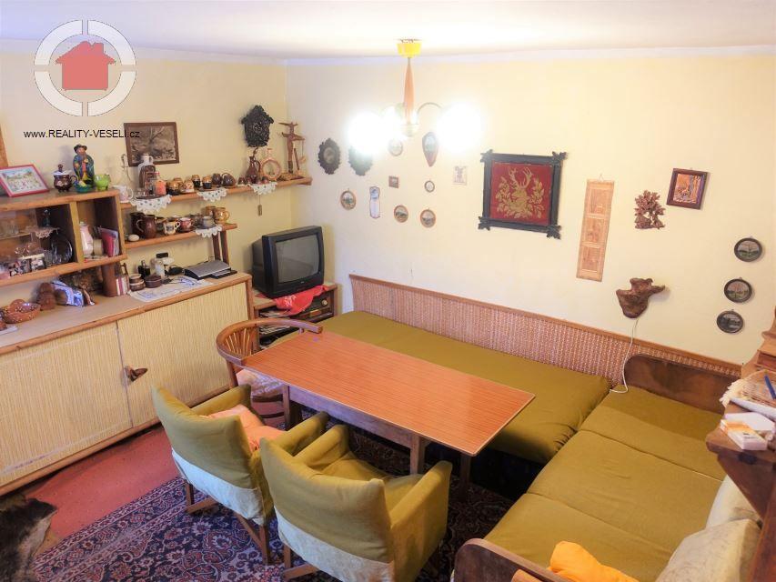 Prodej chaty v rekr.oblasti Filipov, 58 m2