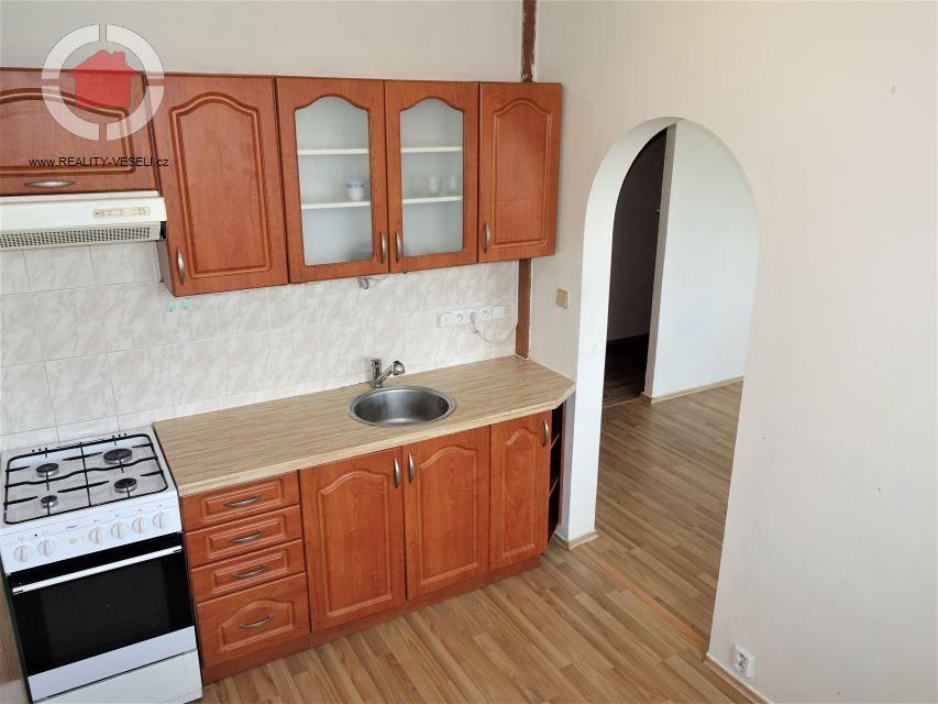 Prodej bytu 2+1 ve Veselí n.M., 44 m2