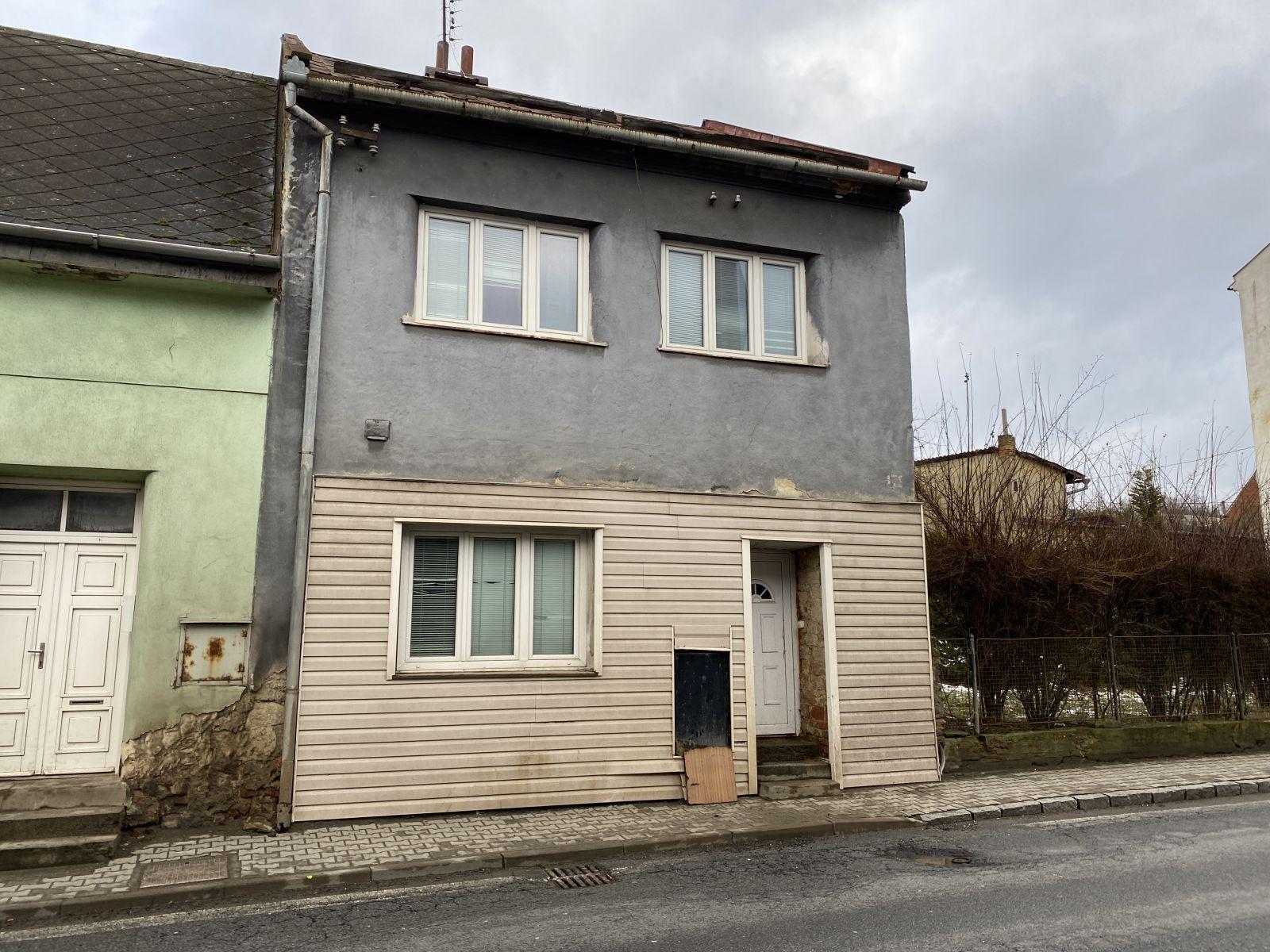 Prodej rodinného domu ve městě Březová nad Svitavou na ulici Pražská, okres  Svitavy, Pardubický kra