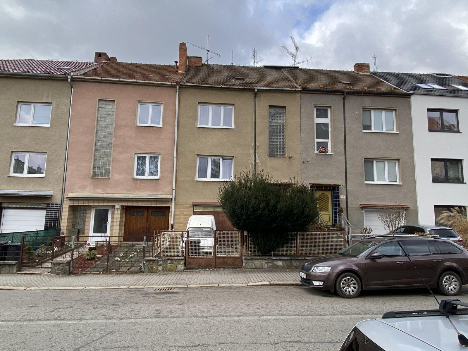 Pronájem bytu 2+1,  na ulici Žitná, Brno  Řečkovice
