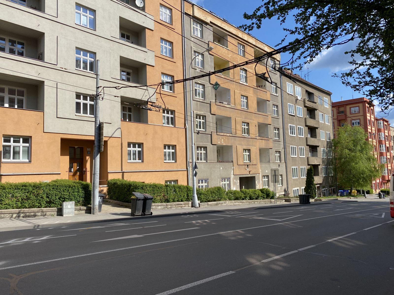 Nabízíme k prodeji byt v OV 3+KK v Brně na ulici Kotlářská