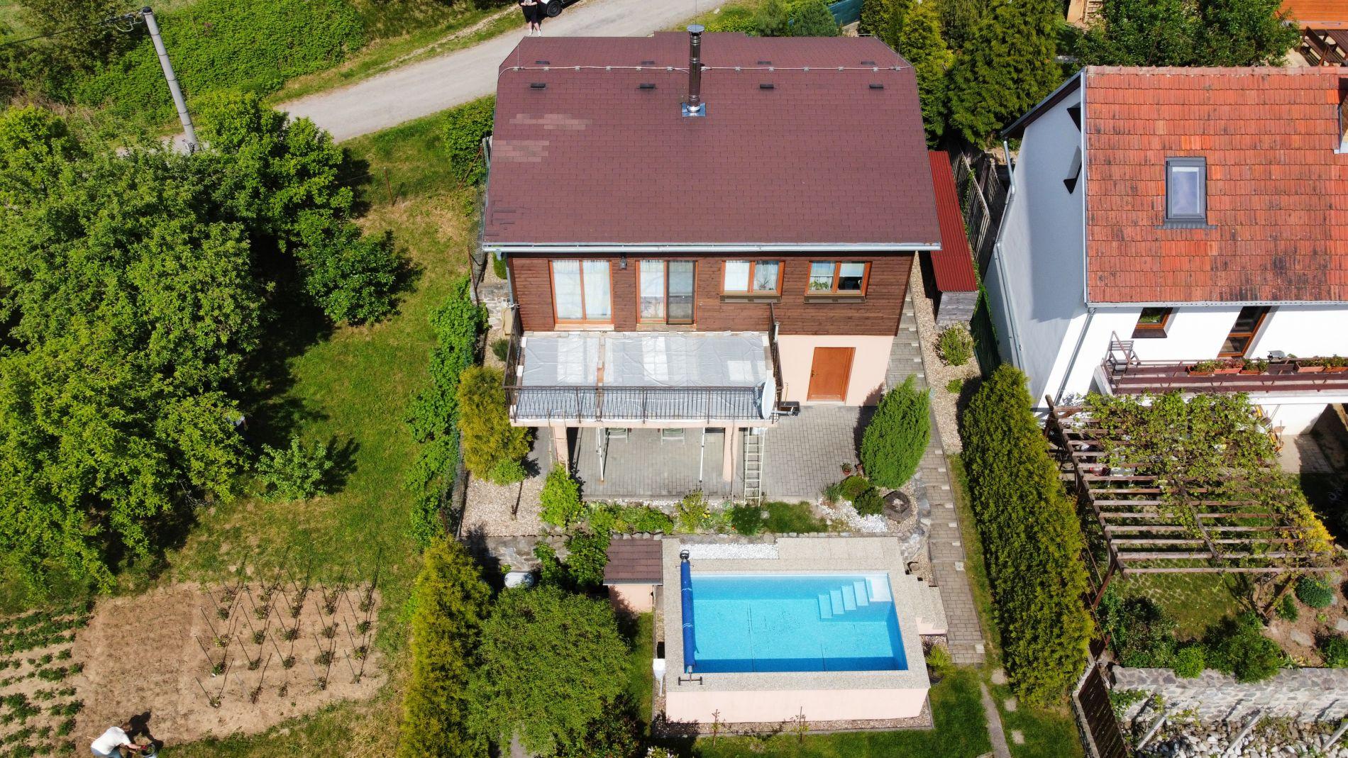 Nabízíme prodej domu v Černé Hoře  okres Blansko