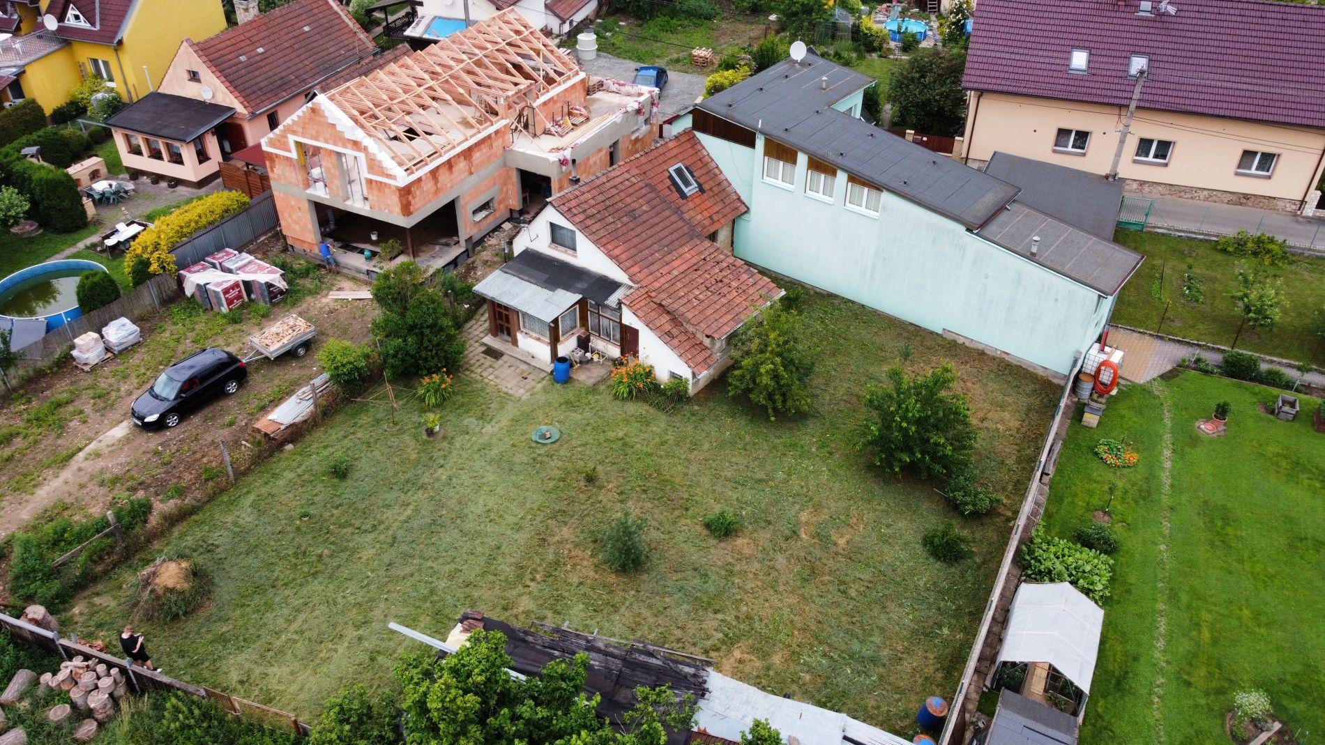 Prodej rodinného domu v obci Předklášteří, Brno - venkov