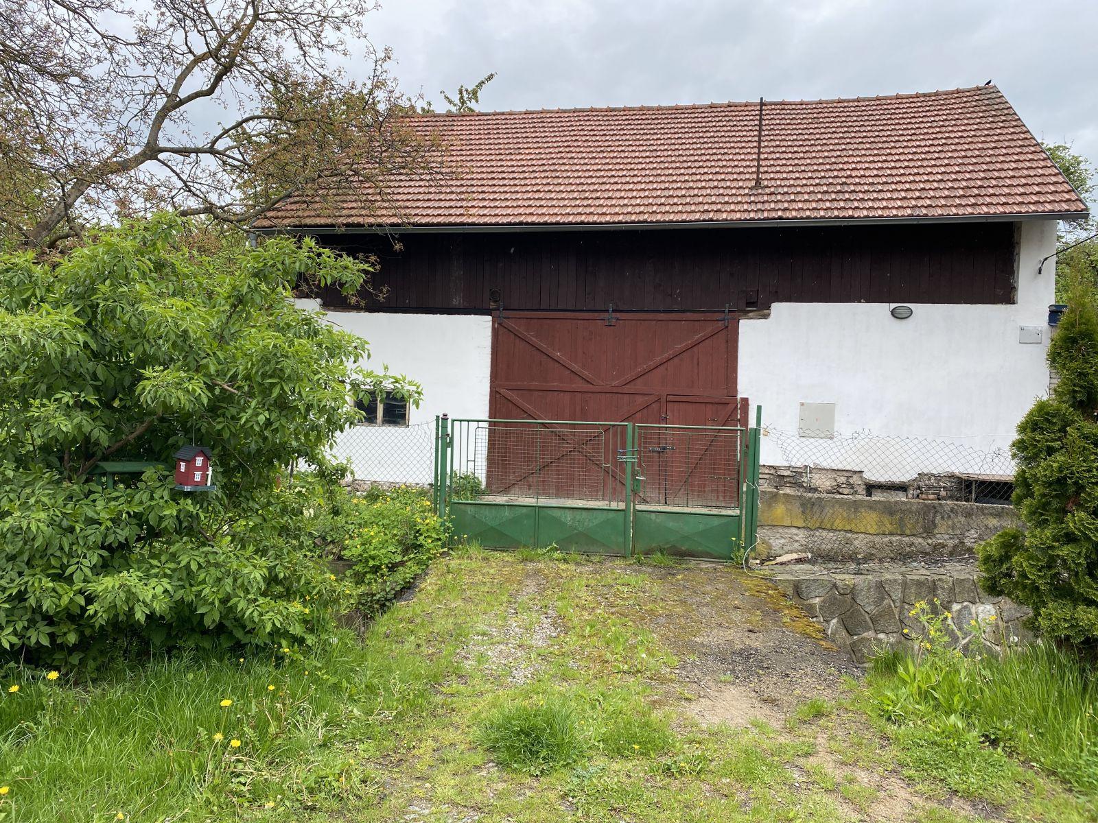 Nabízíme k prodeji samostatně stojící dům v obci Kunčina Ves, okres Blansko
