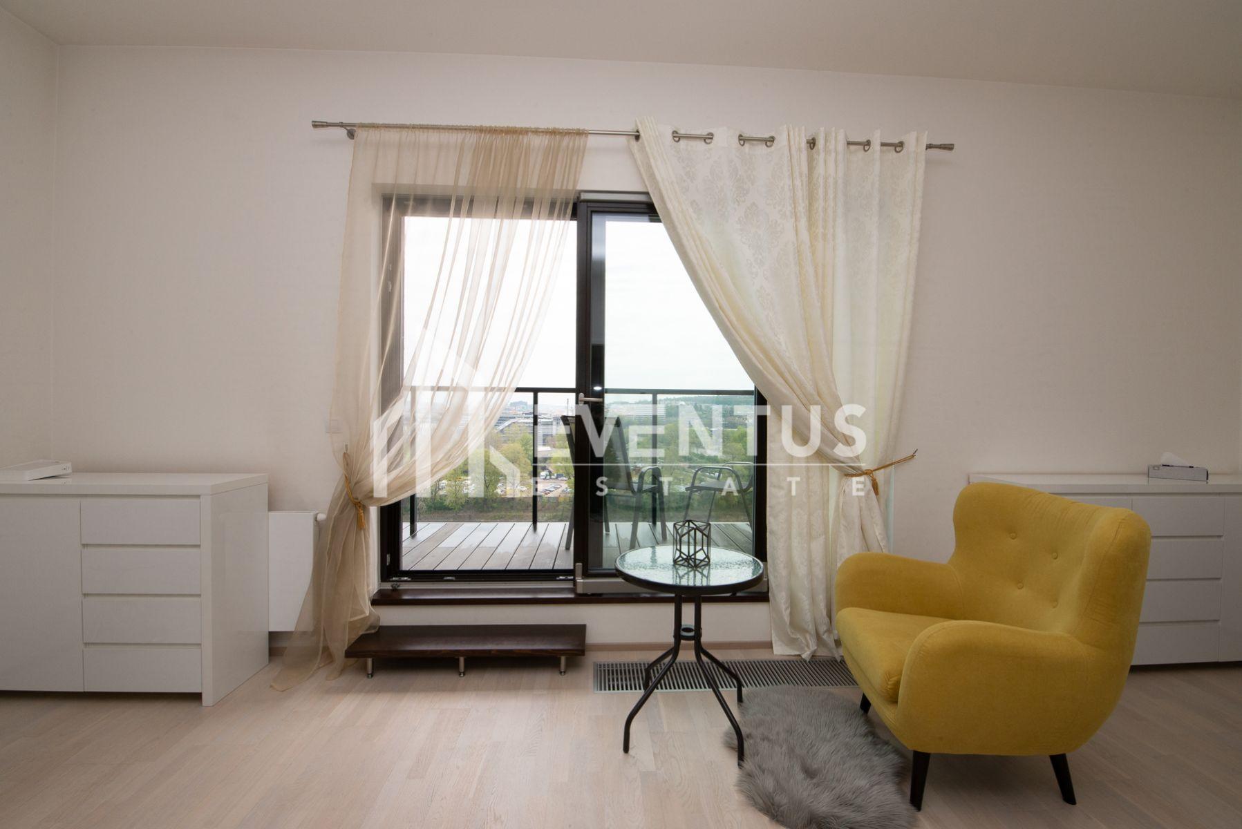 Prodej bytu 1+kk 51 m2 , Praha 7