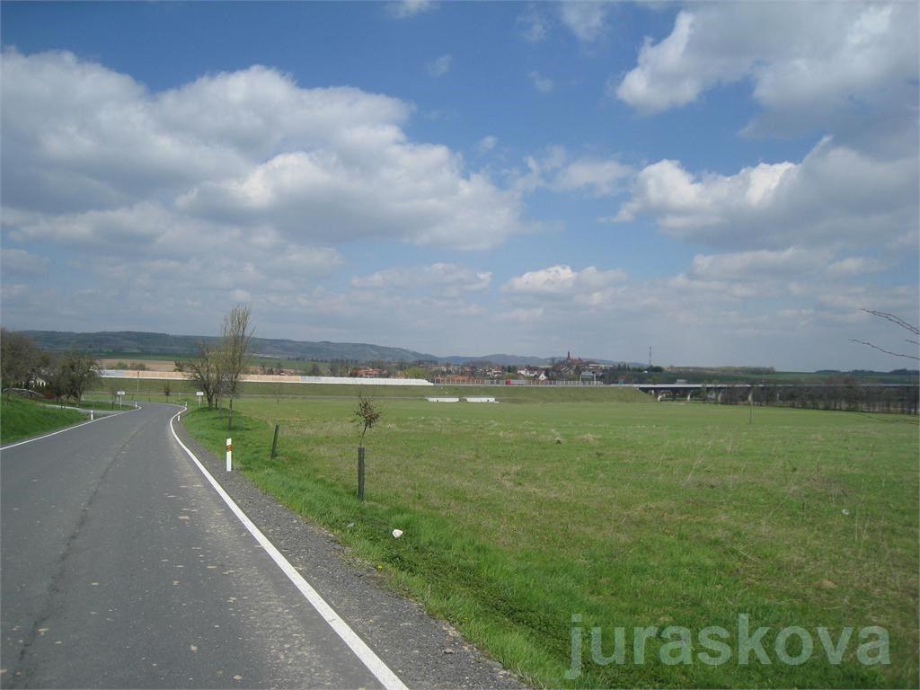 Pozemek pro komerční využití, 26298 m2  Bělotín, okres Přerov