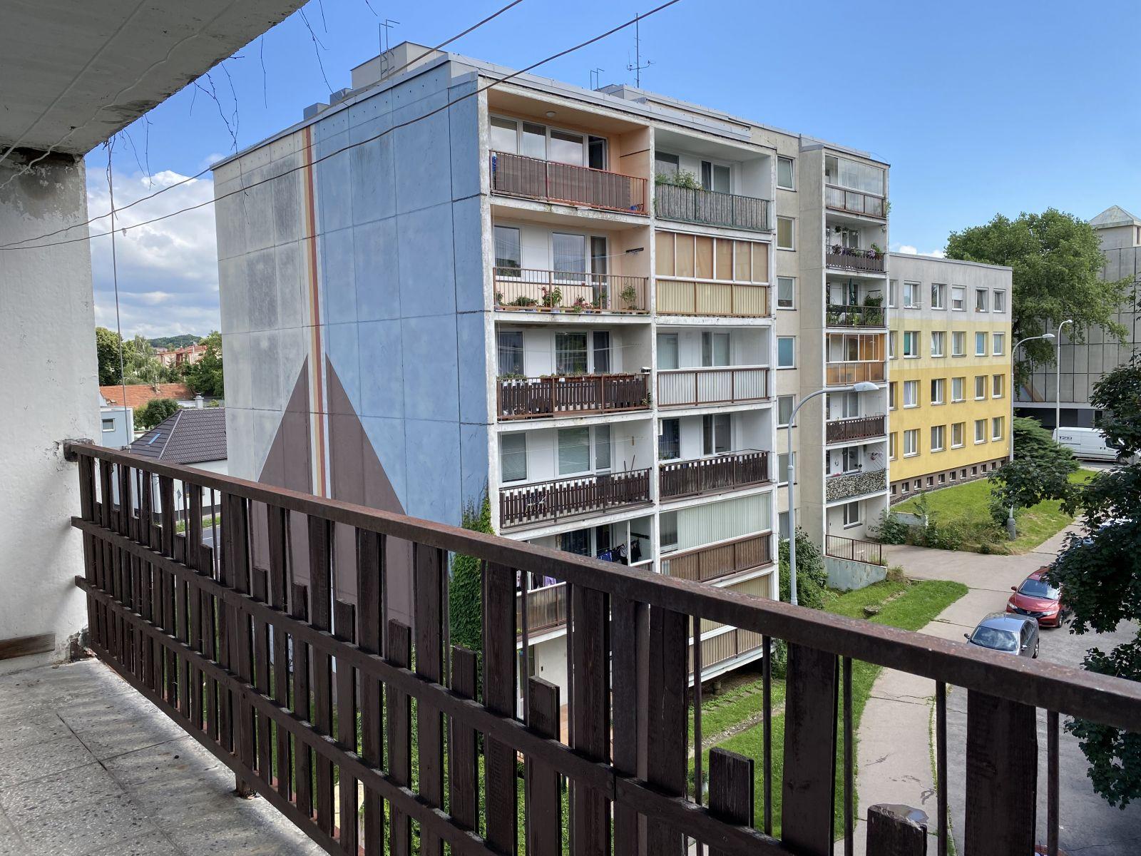 Družstevní byt 3+1, 84,6 m2 s lodžií, Praha 8, Čimice, Vánková ul.