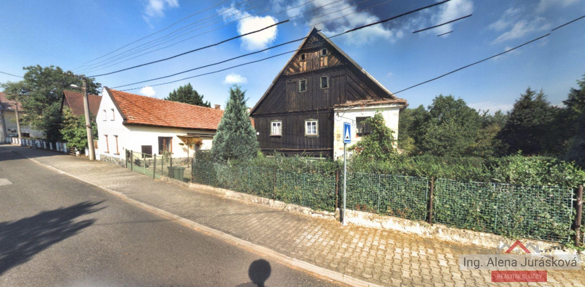 Prodej rodinného domu/chalupy 380 m,  pozemek 781 m