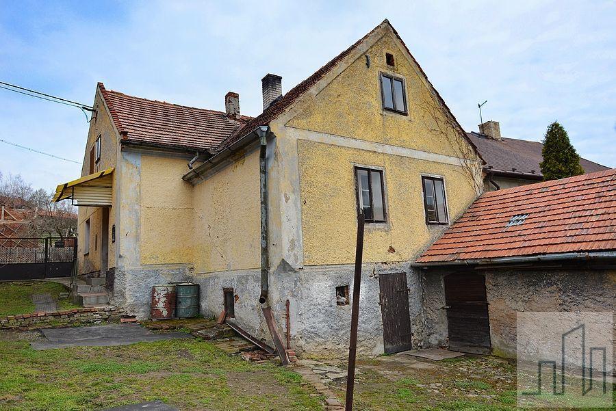 Dům k rekonstrukci v Chyši