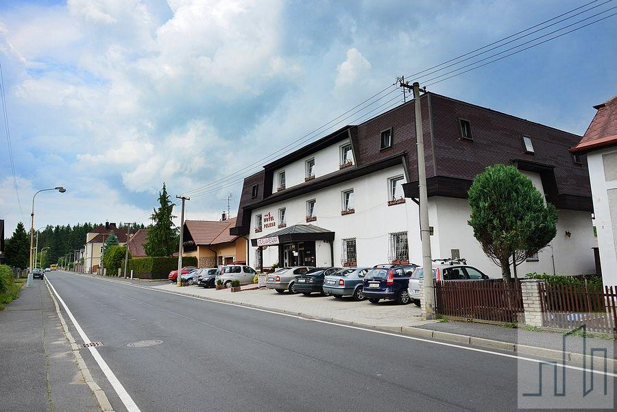 Prodej oblíbeného hotelu v Mariánských Lázních