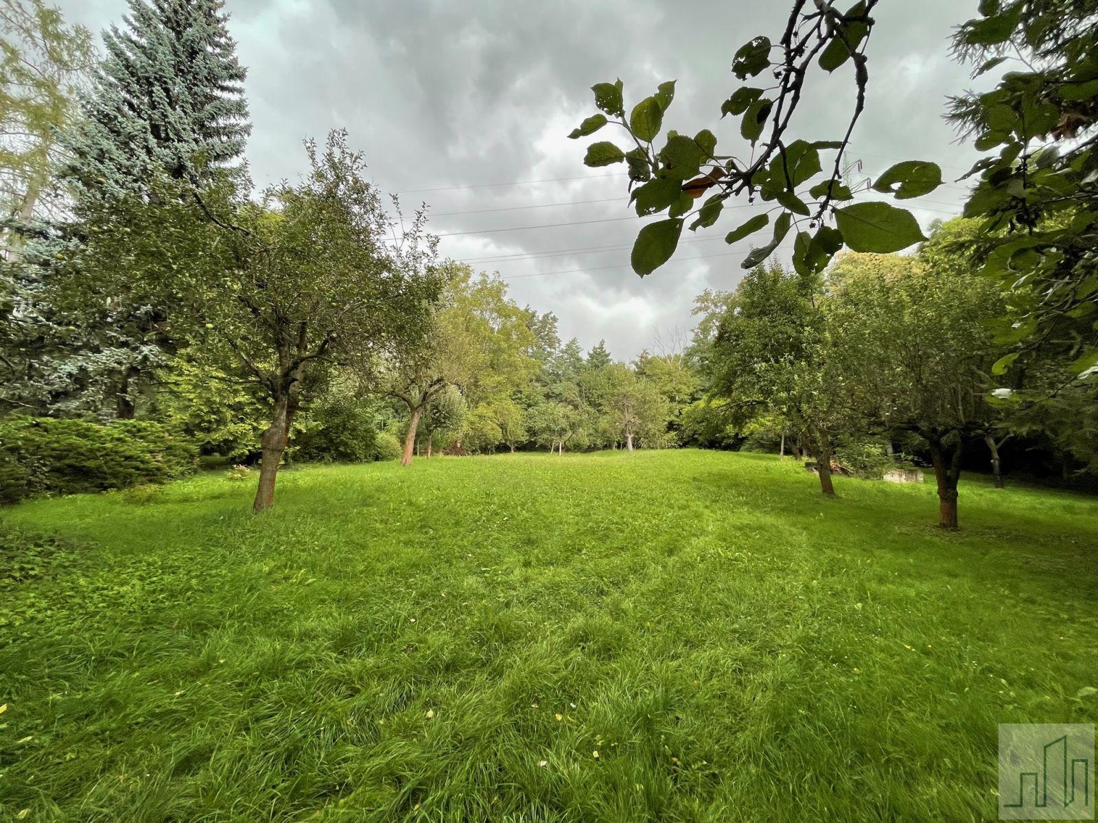 Prodej pozemků v klidné části Hloubětína