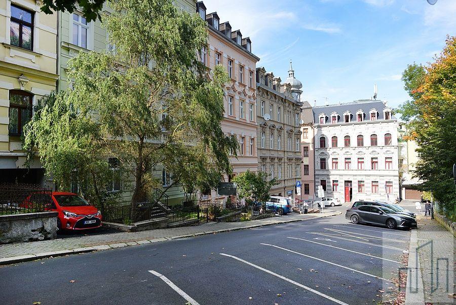 Prodej útulného bytu v centru Karlových Varů (Svahová ulice)