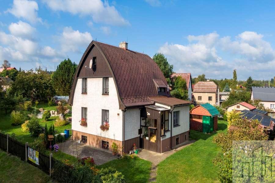 Prodej krásného rodinného domu v obci Citice