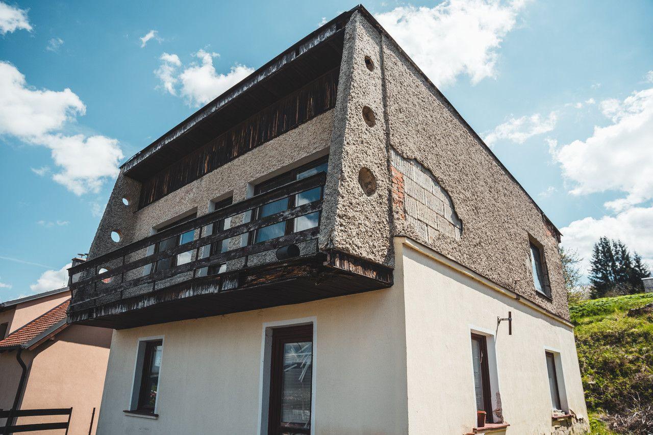 Rodinný dům na prodej, Český Krumlov