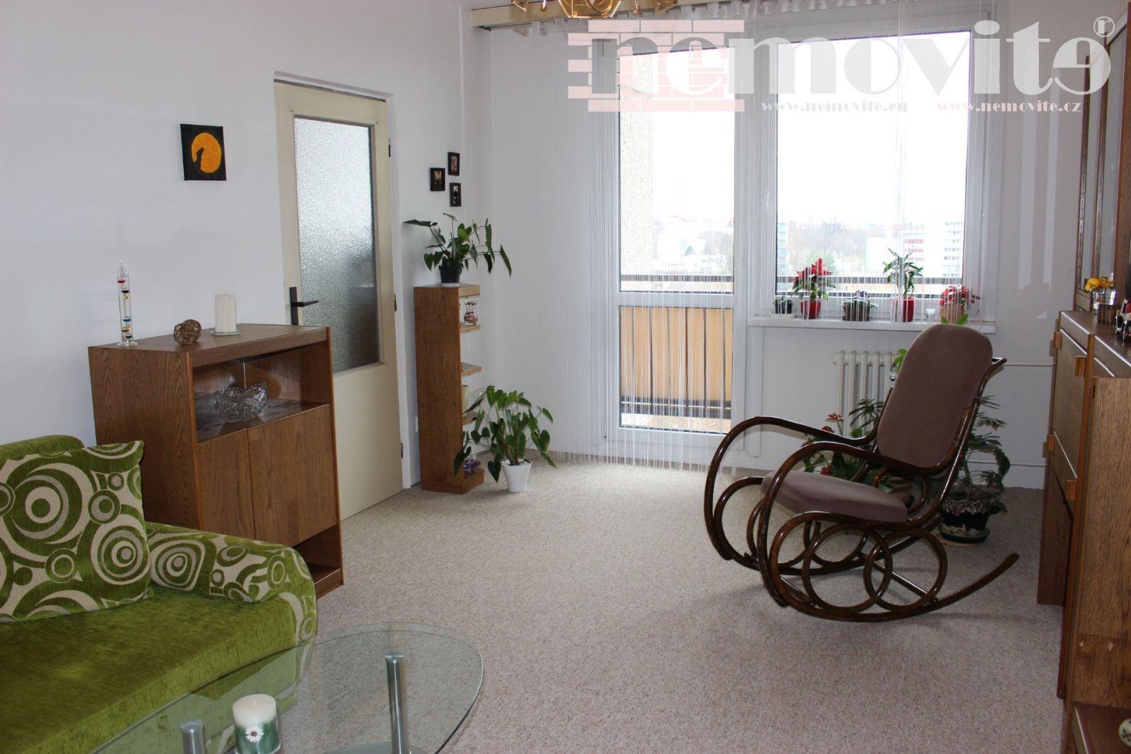 Exkluzivně nabízíme na prodej byt 3+1, 98m2 - Hradec Králové - Nový Hradec Králové