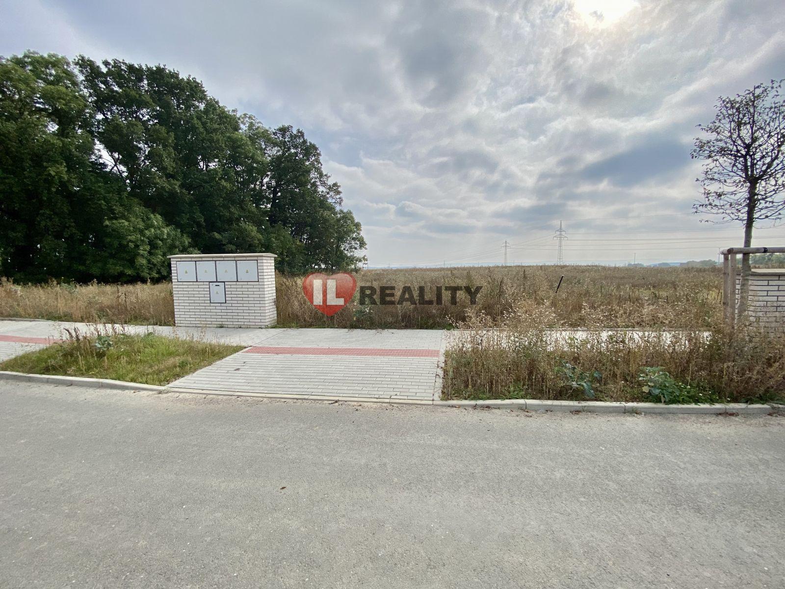 Prodej pozemek 964 m2, Vysoký Újezd, veškeré sítě u pozemku
