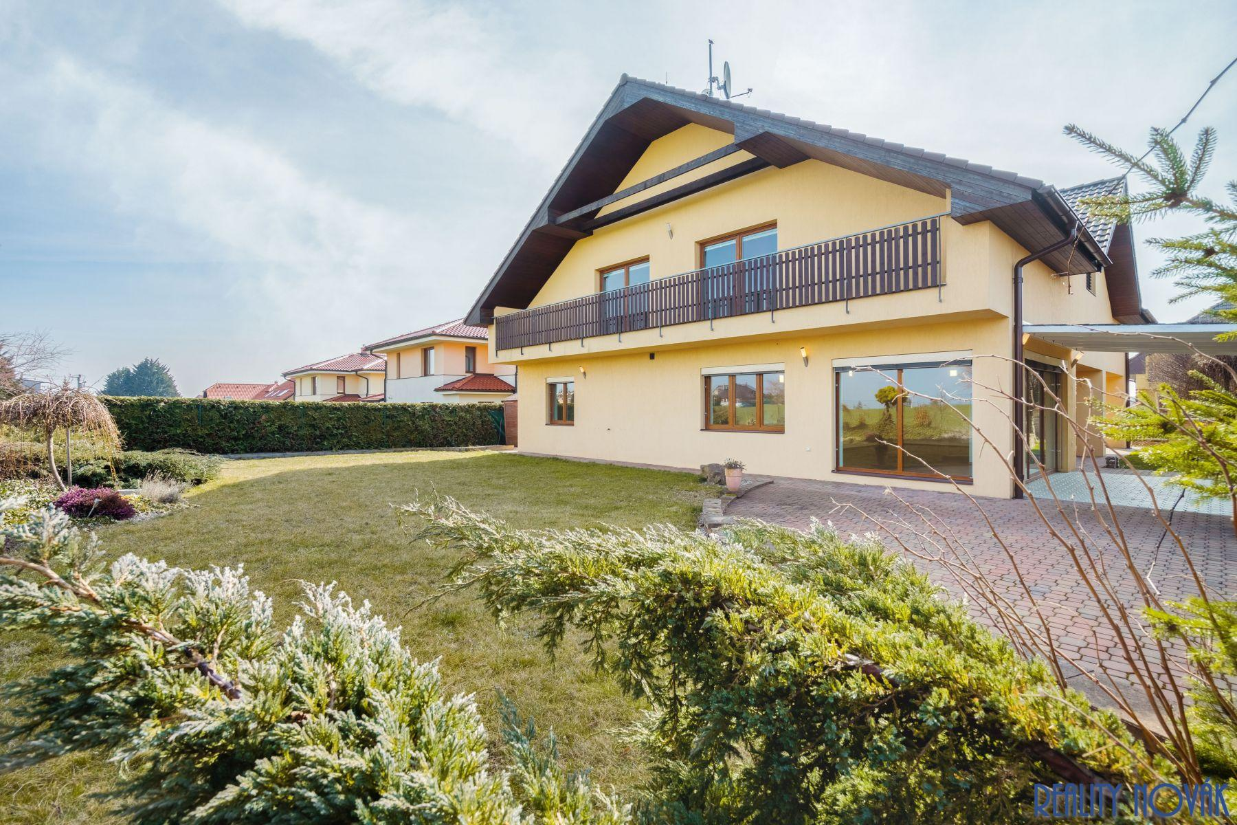 Rodinný dům Horoměřice