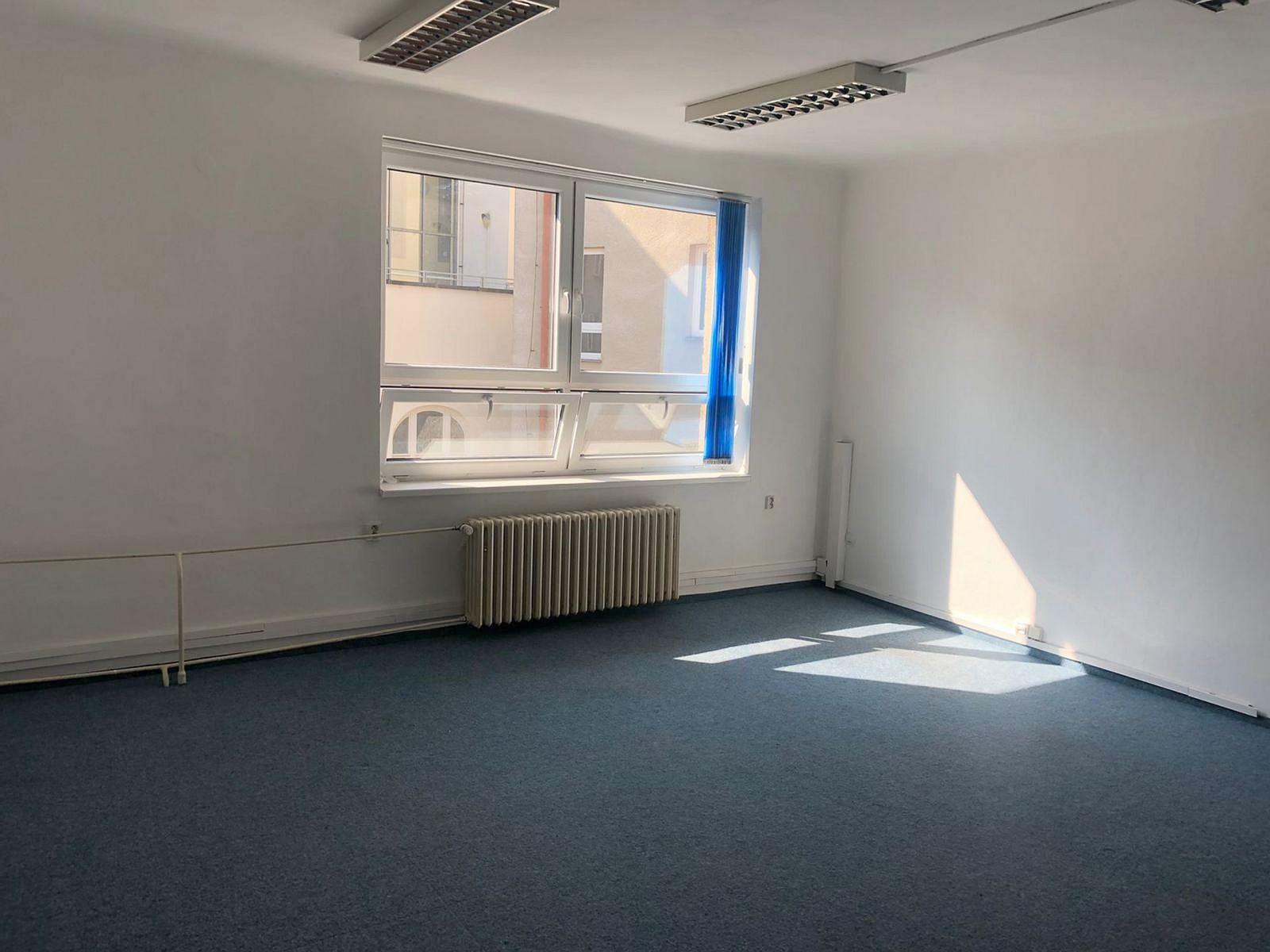 Pronájem kancelářských prostor v širším centru Plzně