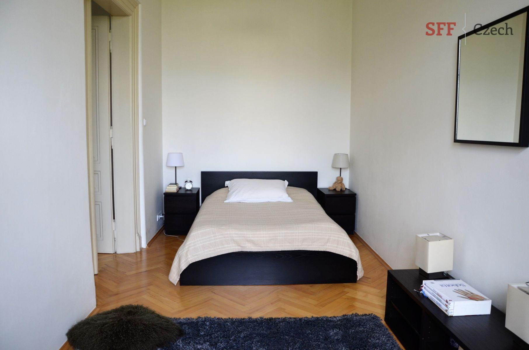 Velmi hezký byt 2+1 po rekonstrukci v historickém domě na Praze 1 vedle Václavského náměstí