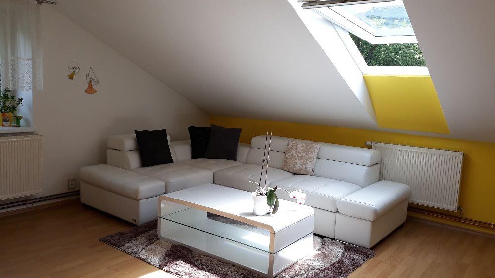 Podnájem hezkého, podkrovní bytu 3+kk (81,72 m2), na ulici Bezručova v Jeseníku.