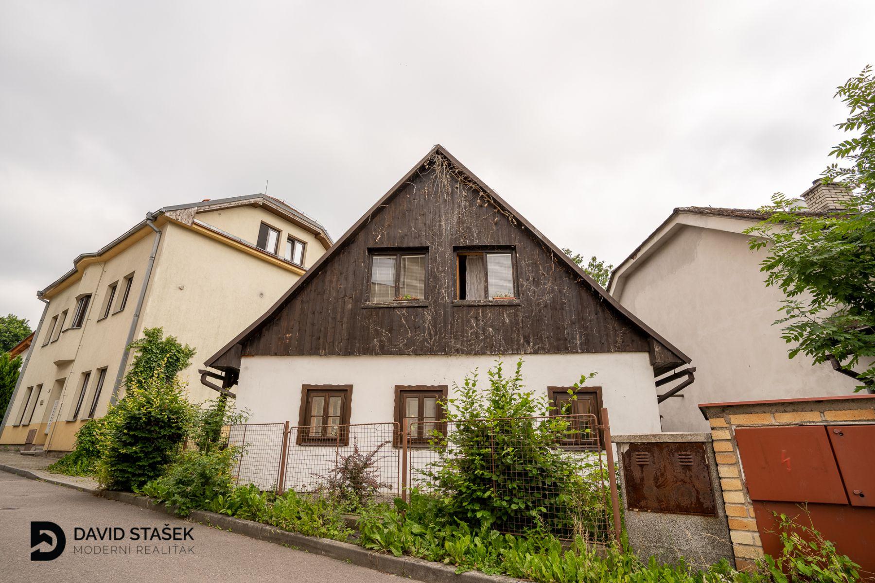 Prodej rodinného domu v Jablonném nad Orlicí