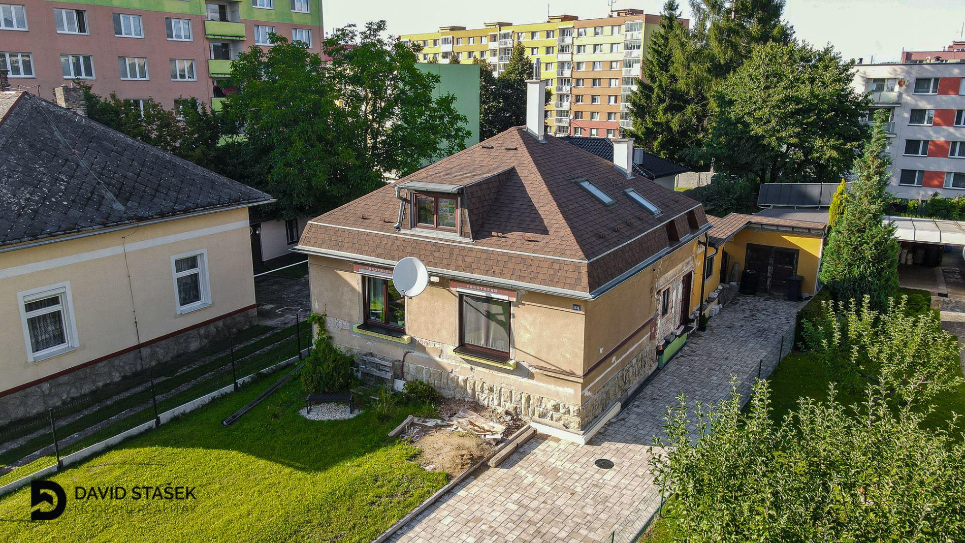 Prodej rodinného domu v České Třebové