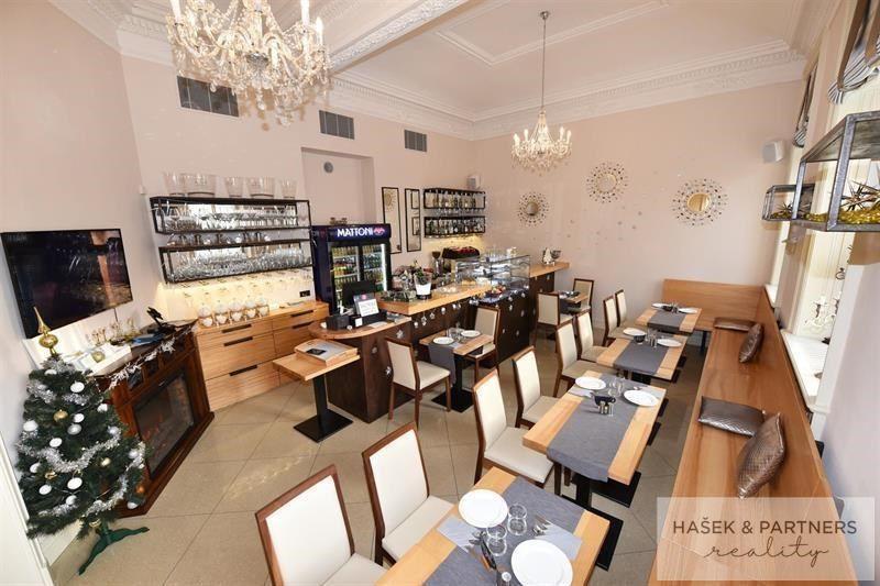 Restaurace po kompletní rekonstrukci, 74,90 m2, ul. U Rajské zahrady, P3 - Žižkov