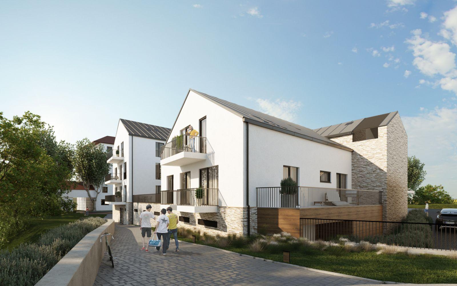 Prodej bytu 2kk v Projektu Kněžívka II