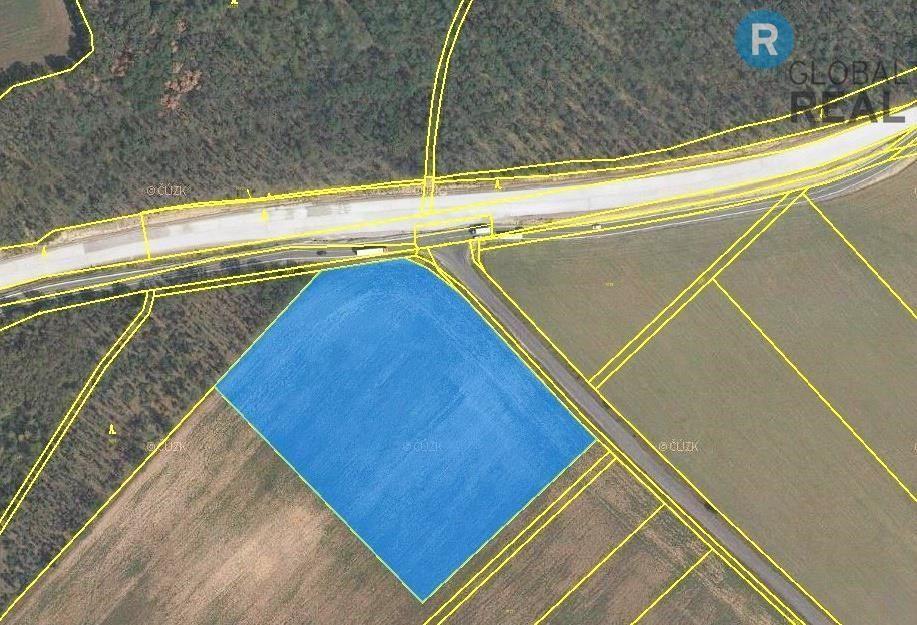 Prodej komerčního pozemku 20.000 m2 u Znojma
