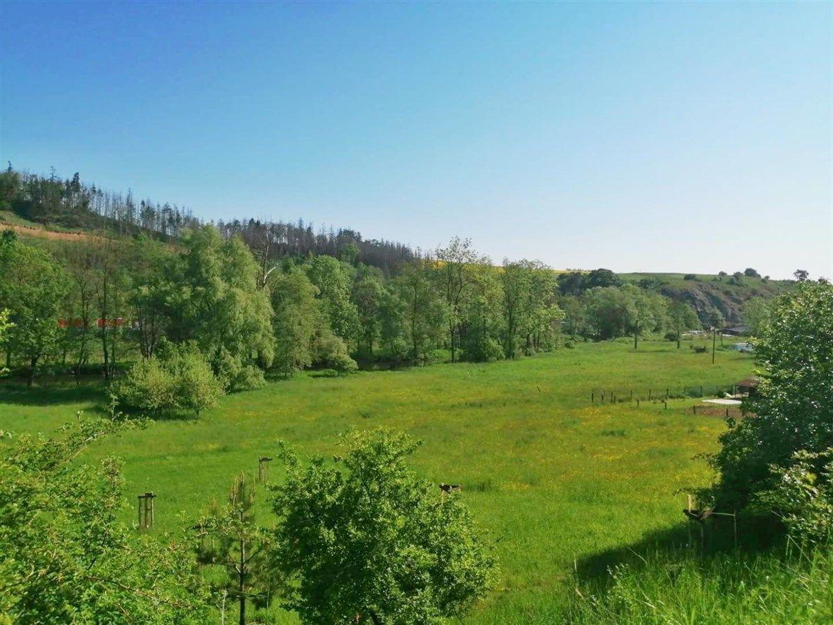 Prodej pozemku určeného ÚP jako zahrada, na krásném místě