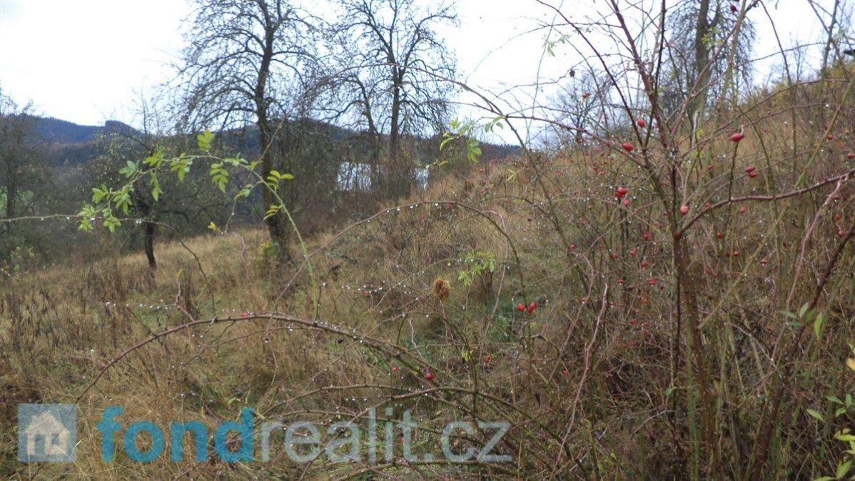 Prodej pozemků Lužná u Vsetína