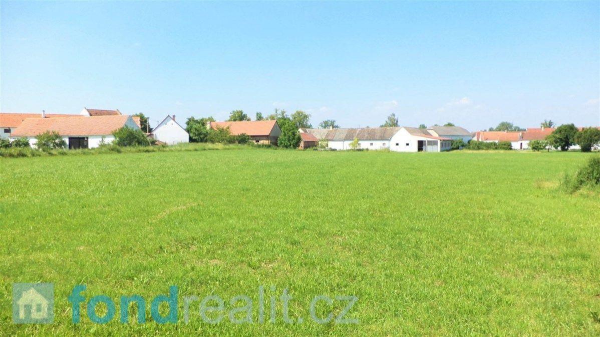 Zemědělský pozemek v Mažicích