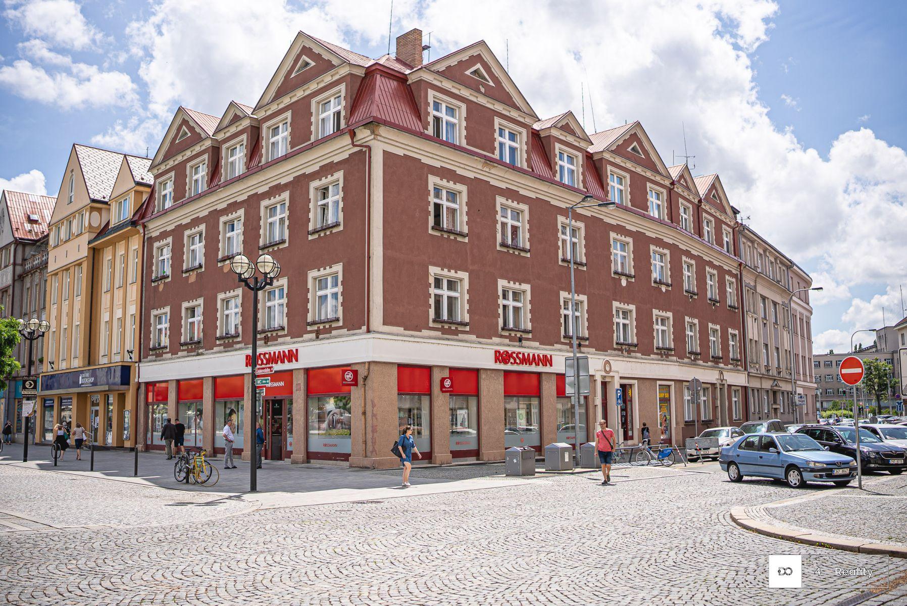 Prodej byt 3+1, 103 m2, Karla Hynka Máchy, Hradec Králové,