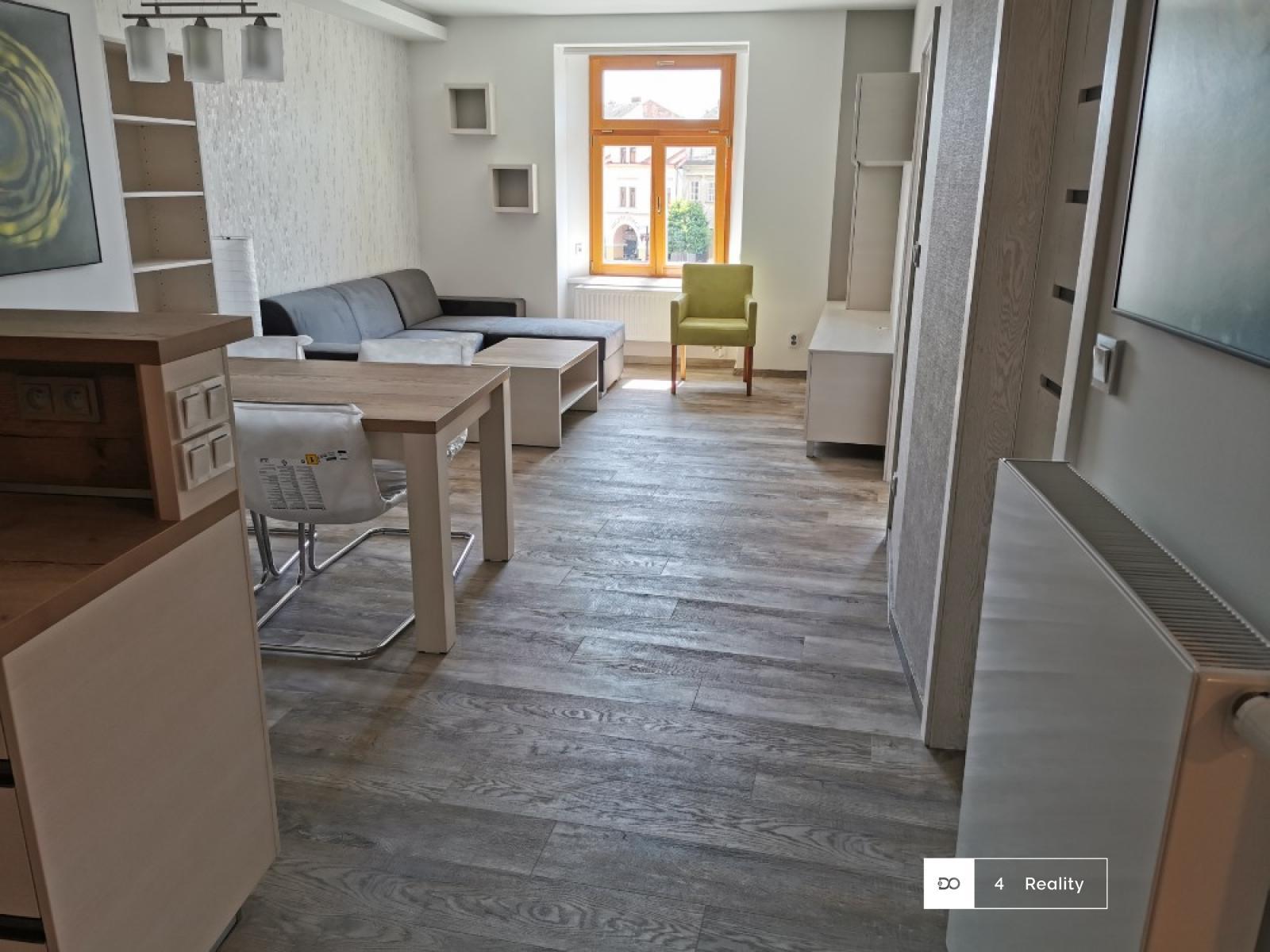 Pronájem zařízeného bytu 2+kk, 62 m2