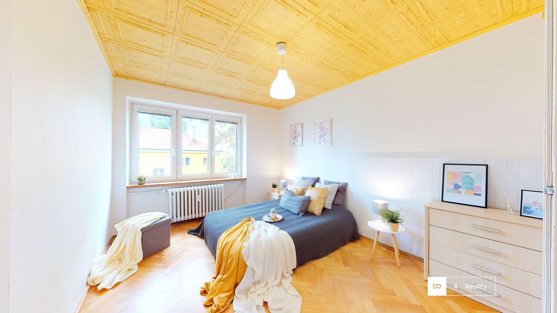 Prodej bytu 2+1 ve zděném domě - Praha, ul. Kbelská
