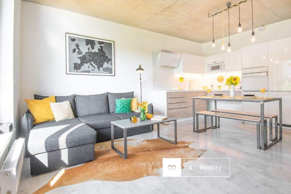 Prodej atraktivního bytu 2+kk s předzahrádkou v Golfovém resortu Beroun