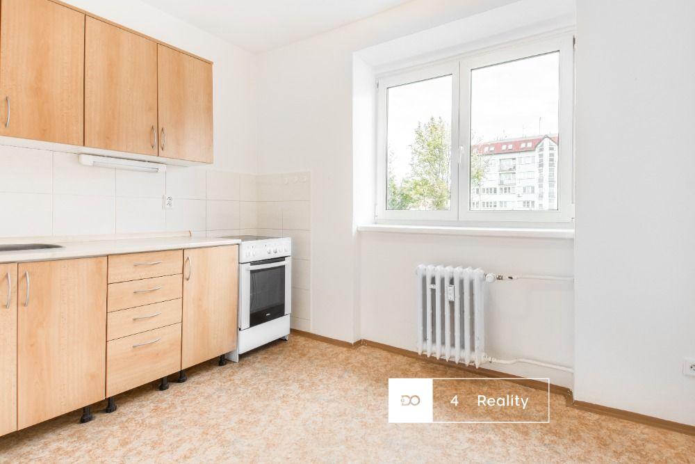 Pronájem příjemné bytové jednotky 1+1, 30 m2, 8 500,- Kč, Neratovice - Školní