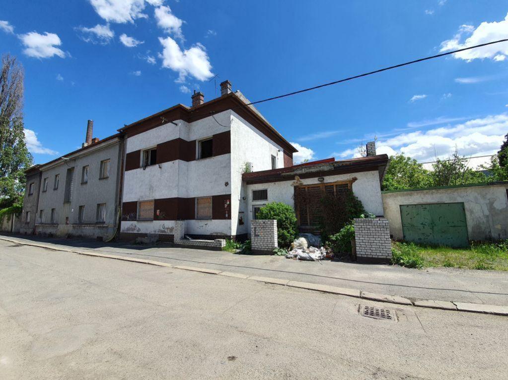 E-aukce bytového domu, kat.území Přívoz, okres Ostrava - město