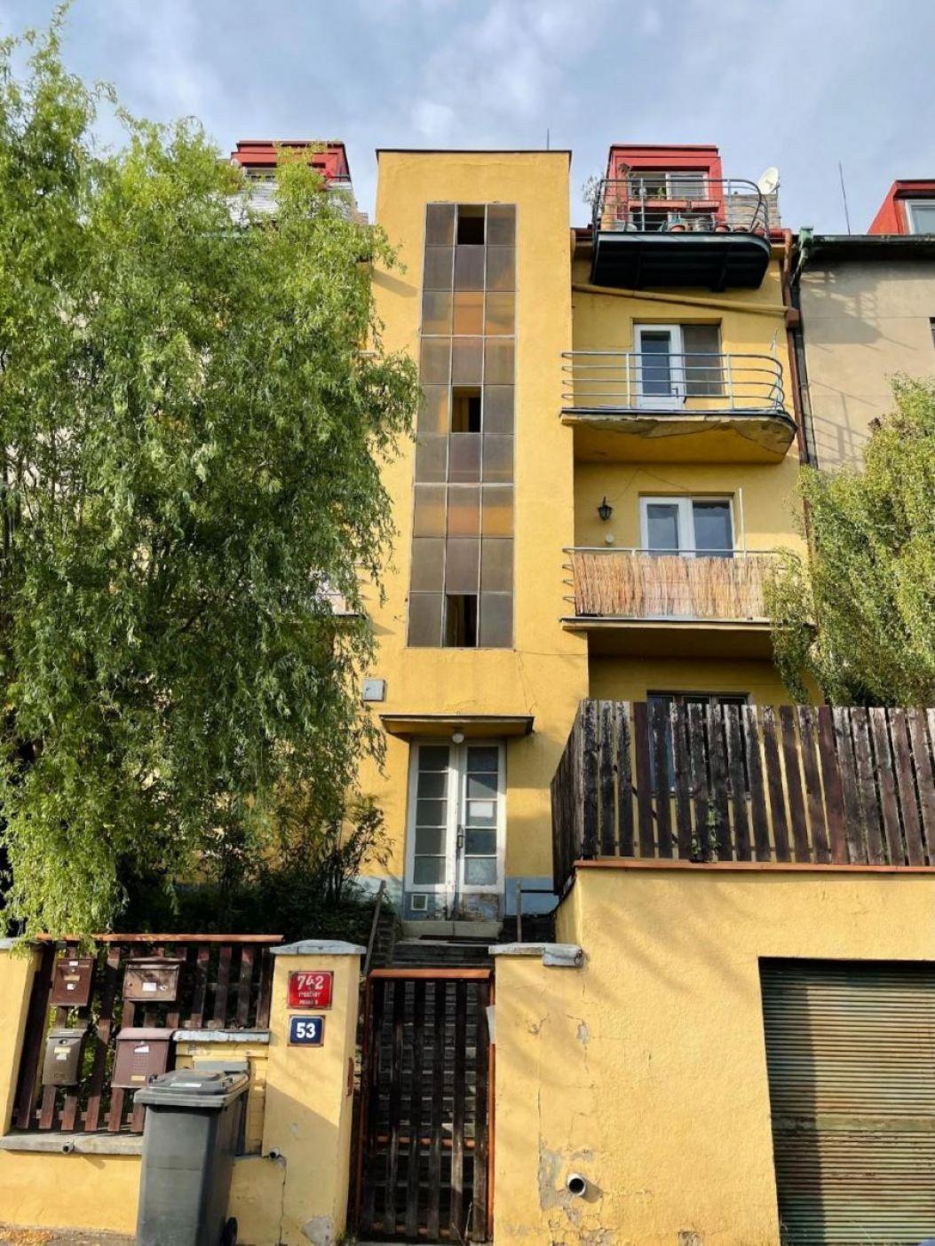 E-aukce bytu 2kk o výměře 44,4 m2, kat.území