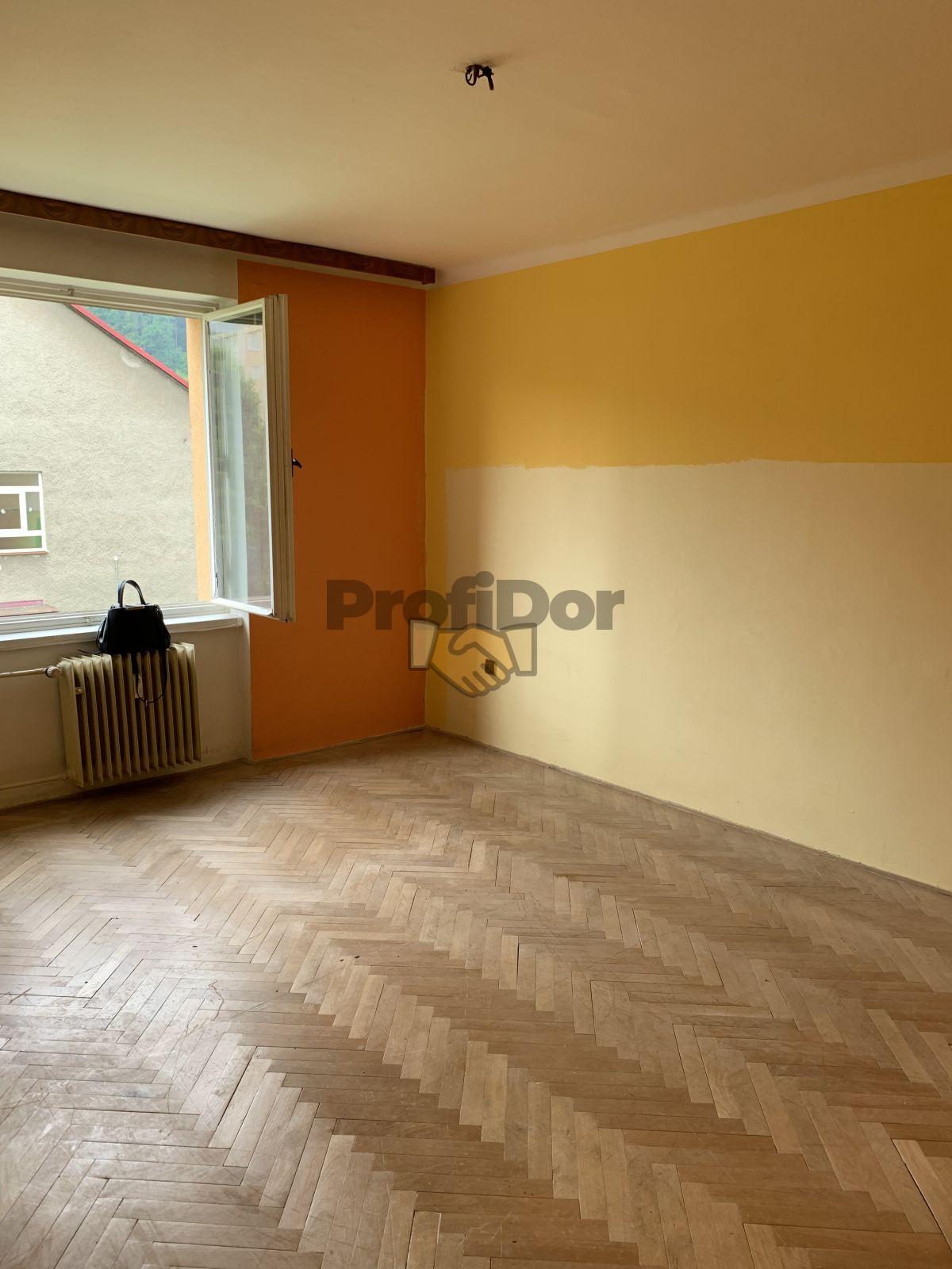 Prodej  bytu 2+1 v osobním vlastnictví o CP 62 m2 Brumov - Bylnice