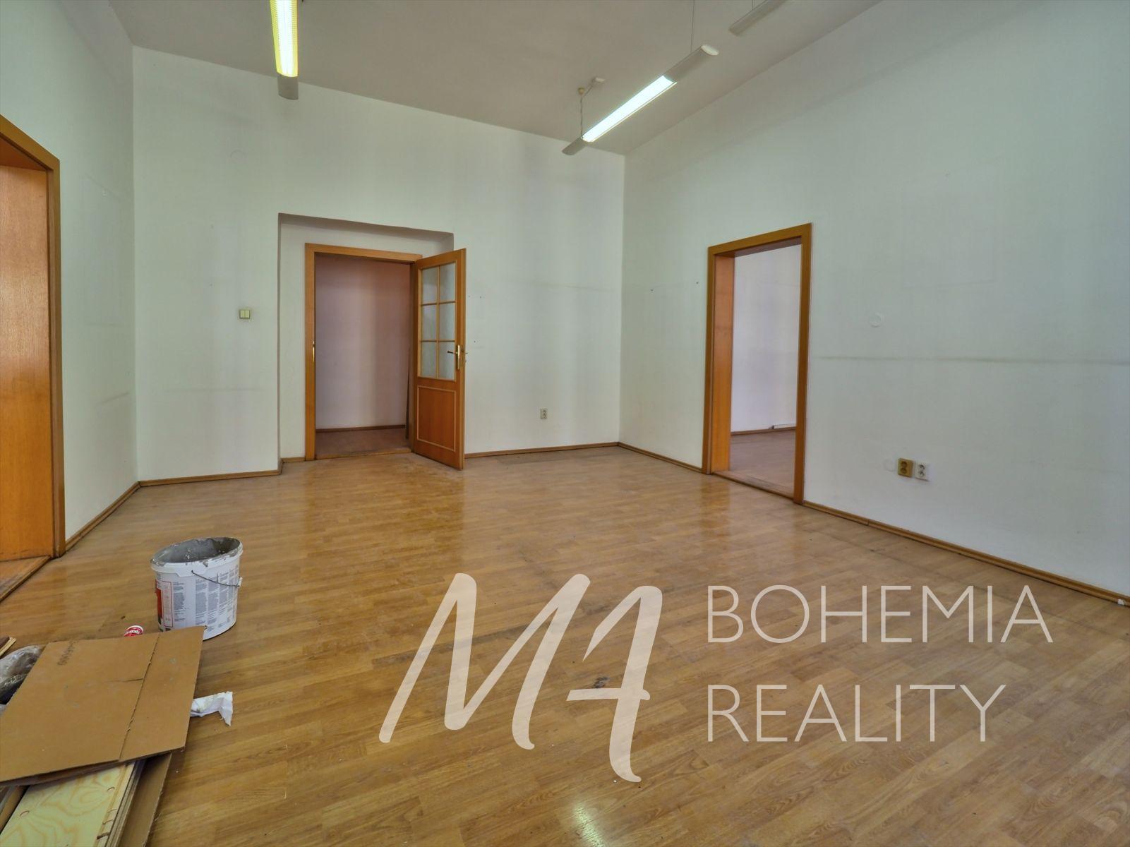 Prodej bytu 4+1, Vinohrady, ul. Velehradská.